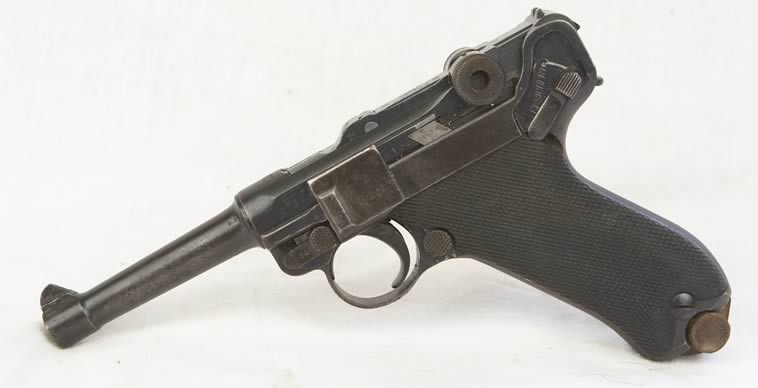 1913 Erfurt Luger http://www.deactivated-guns.co.uk/detail/1913_Luger.htm