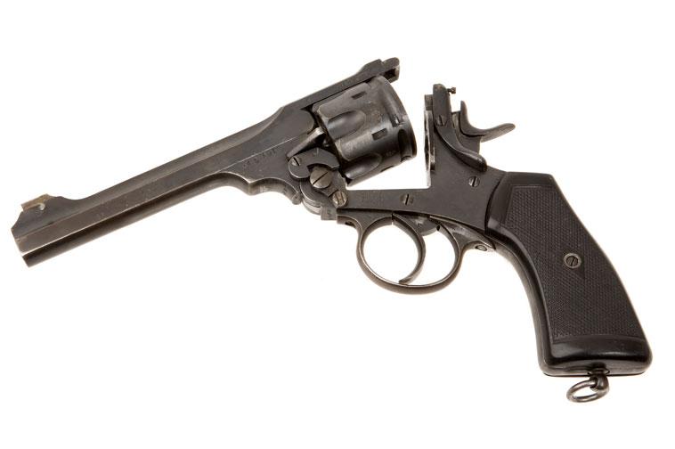 old specification webley mk vi 6 revolver. Black Bedroom Furniture Sets. Home Design Ideas