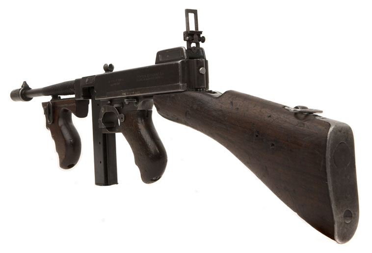Thompson 1928 Cutts compensator - old spec, front vertical