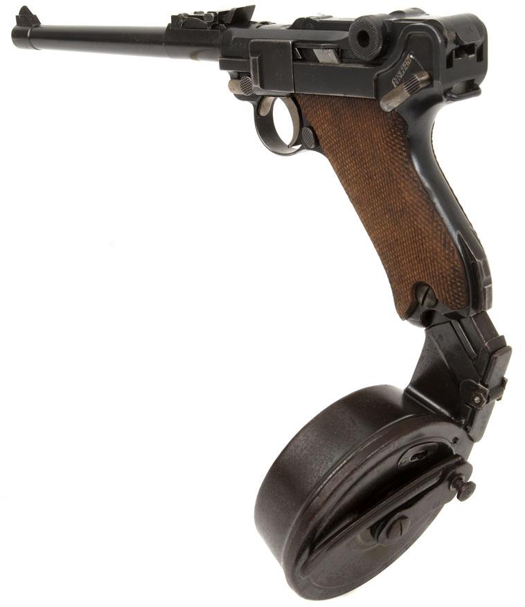 Artillery Luger