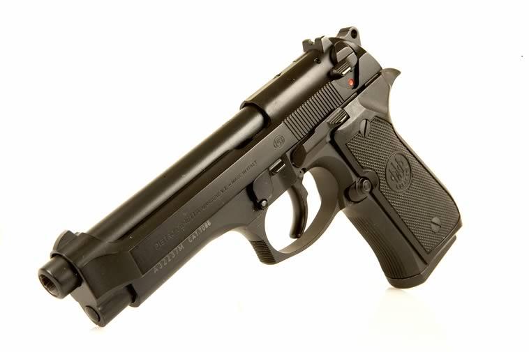 Deactivated Beretta 96fs