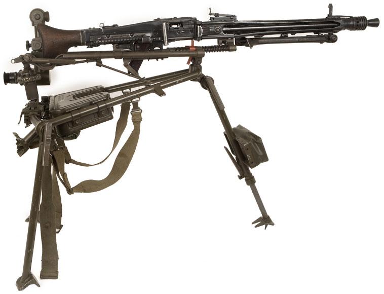 YUGOSLAV M53 WITH LAFETTE