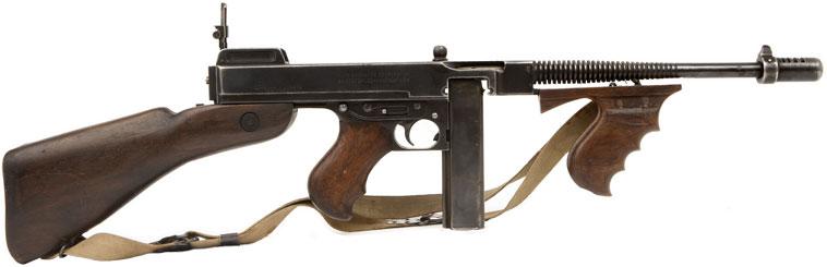 A1 Auto Sales >> THOMPSON 1928A1 SUBMACHIN GUN
