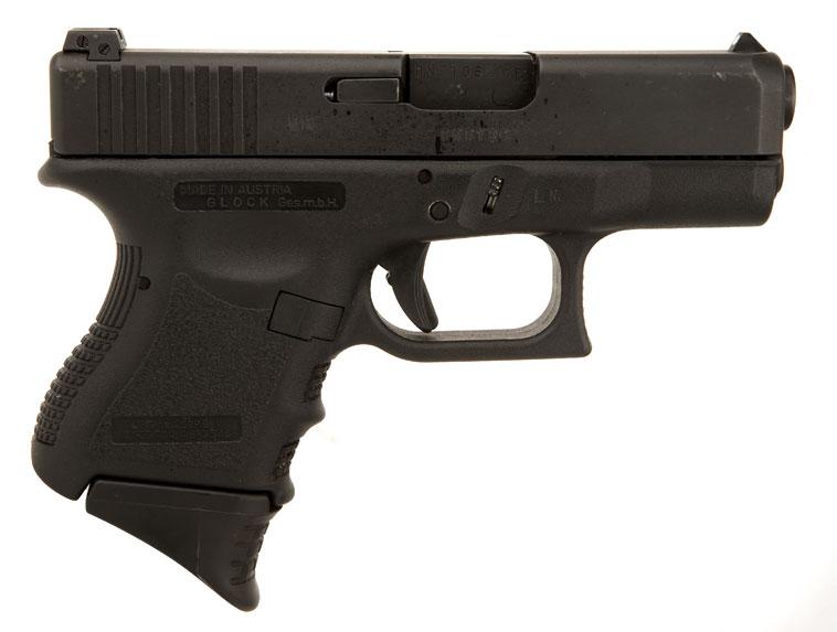 Deactivated Glock 26