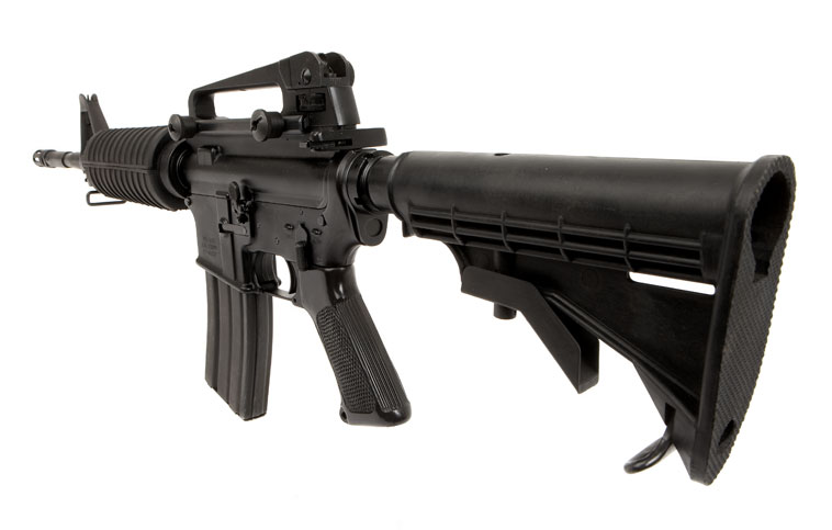 Deactivated M4a5 Carbine