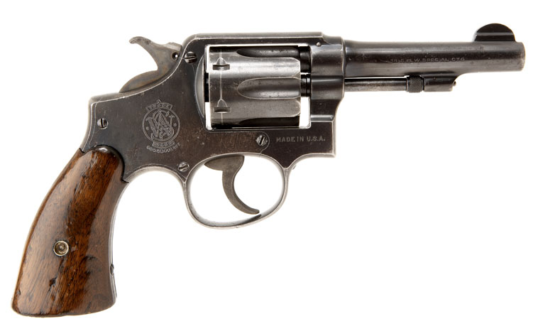 Smith & Wesson 38 Special