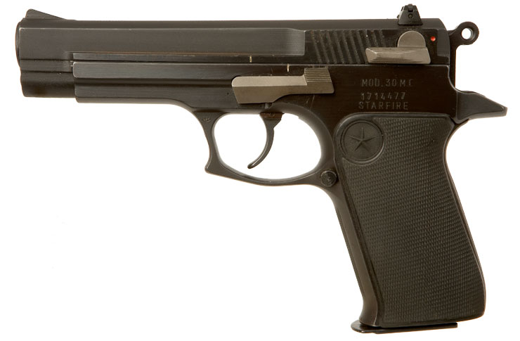Deactivated Star Firestar 9mm Pistol - Modern Deactivated ...