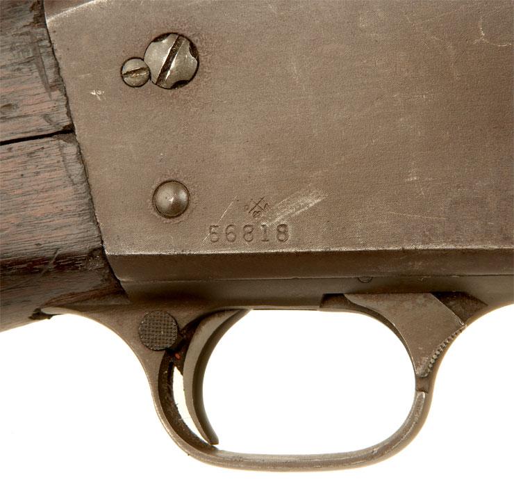 Number Plate Suppliers >> Deactivated Rare Vietnam War Issue Ithaca Model 37 12 Gauge Pump Action Shotgun (Trench Gun ...