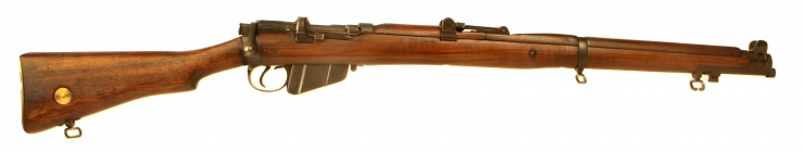 1912 Dated SMLE MKIII