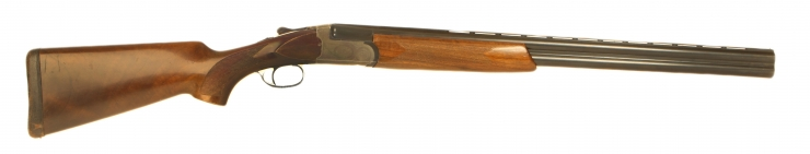 Just Arrived, Deactivated Italian 12 Bore Over & Under Shotgun