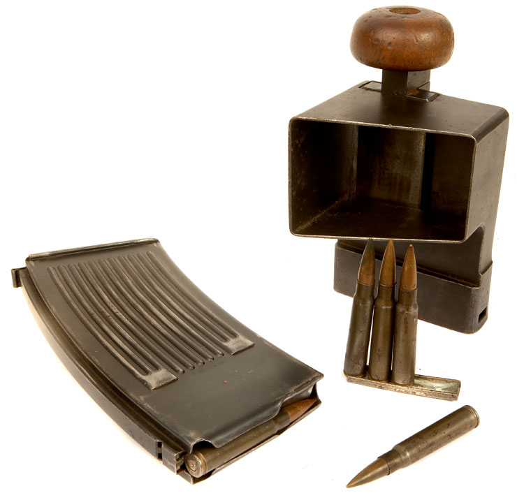 WWII MG13 Machine Gun Magaine Loading Tool