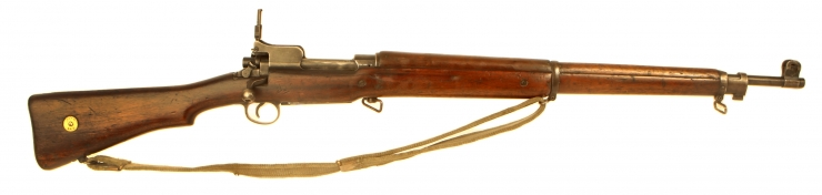 Deactivated WWI British P14 Rifle