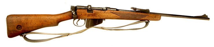 Deactivated WWI & WWII Enfield SMLE Rifle