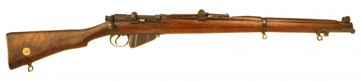 Deactivated WWI SMLE marked to the Royal Fusileers