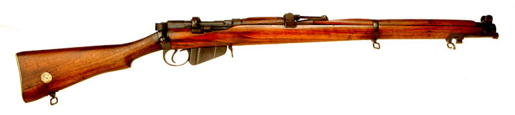 Just arrived, Deactivated WWI SMLE MKIII dated 1915