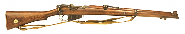 Rare Deactivated WWI SMLE No1 MKIII Ex Sniper Rifle