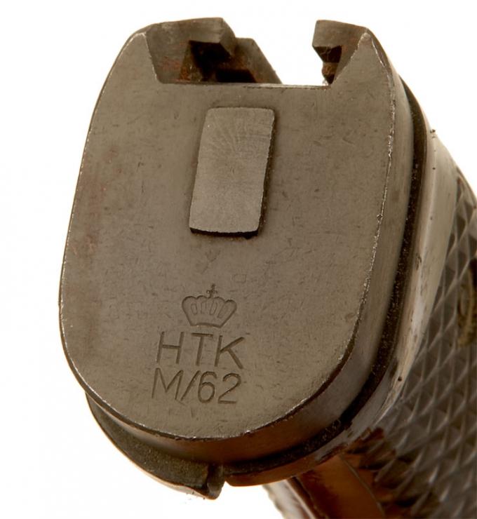 rare M/62 Danish M1 Garand Knife Bayonet with its correct