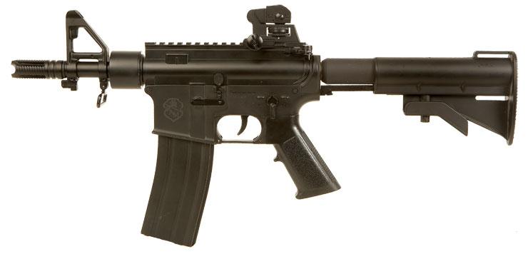 real action marker m4 carbine paint ball gun modern deactivated guns deactivated guns. Black Bedroom Furniture Sets. Home Design Ideas