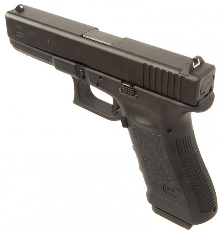 Deactivated Glock 17 9mm Pistol Latest Model - Modern ...
