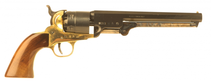 Just Arrived, Euroarms 1851 Colt Army .44 Revolver.