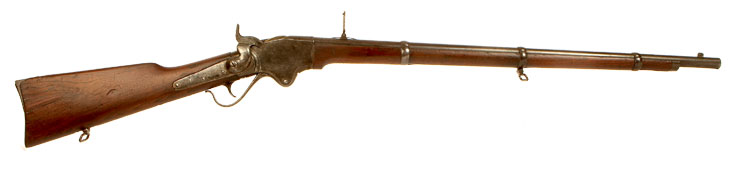 RARE US M1865 Spencer Repeating Rifle