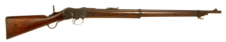 An Early Production Deactivated Martin Henry MKI Rifle