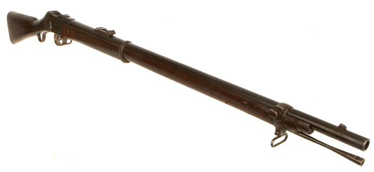 An Old spec Enfield manufactured Martini Henry 1874 Dated