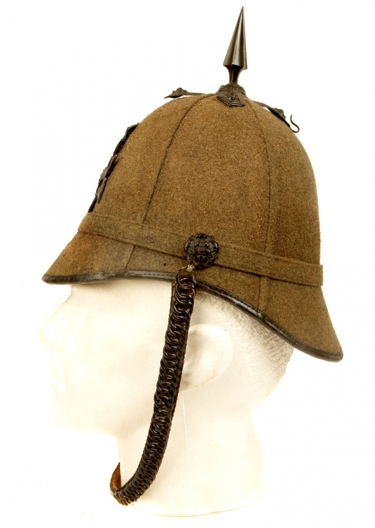 South Middlesex Rifle Volunteers Home Service Helmet
