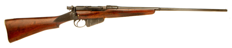 A Very Rare WWI Dated Navy and Royal Marines Marked Lee Metford Bolt Action Shotgun, Chambered in .410
