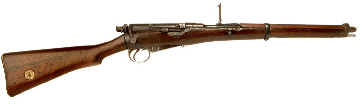 Deactivated Very Rare Lee Enfield Cavalry Carbine