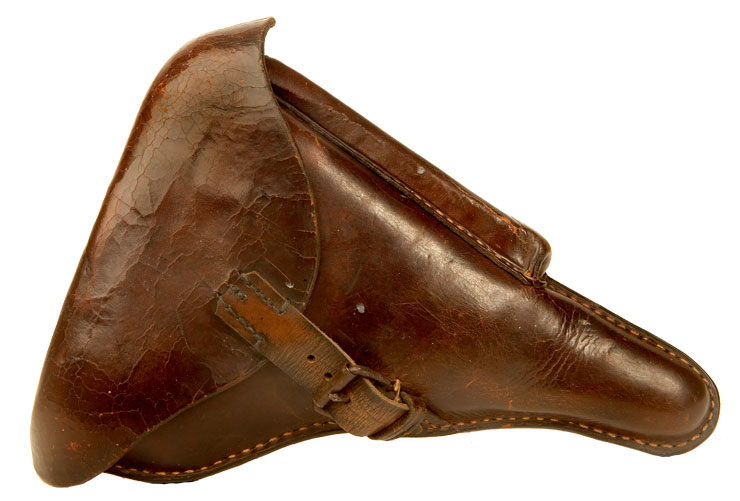 First World War German military issued PO8 Luger holster.