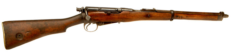 Deactivated RARE Enfield Cavalry Carbine