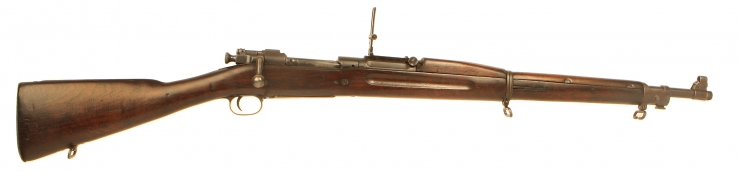 Just Arrived, Very Rare Deactivated WWI US Springfield M1903 Rifle