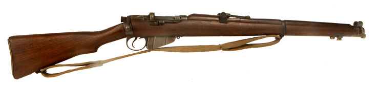 Deactivated Pre WW1 1906 Dated SMLE MKI* Rifle
