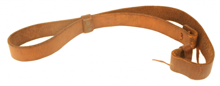Rare 1915 Dated Simmons Martini Heney / SMLE Leather Sling