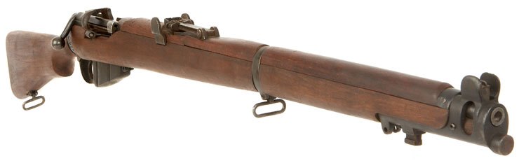 deactivated wwi enfield made short magazine lee enfield