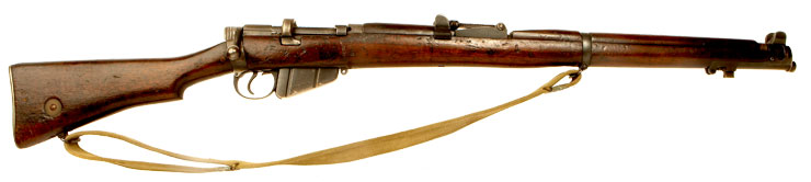 Just Arrived An All Matching Numbers WWI & WWII SMLE