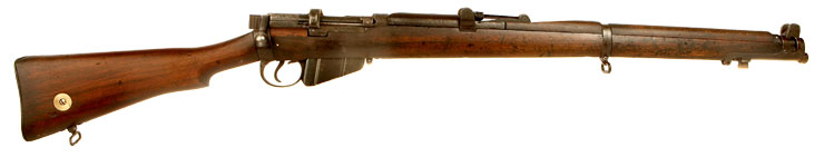 Deactivated WWI & WWII SMLE by LSA