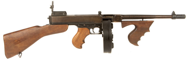 thompson machine gun for sale 1921
