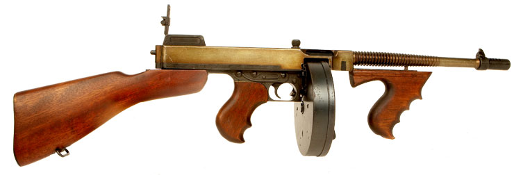 Vintage MGC Thompon Model of 1921 SMG