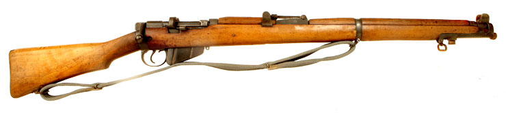 Deactivated 1929 Dated Enfield SMLE MKIII Rifle