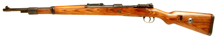 WWII German Mauser K98 Dated 1943