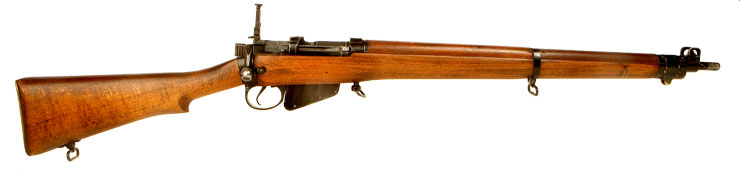 WWII Lee Enfield No4 MKI .303 Rifle