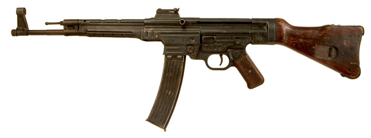 Deactivated RARE Late War MP44 / Sturmgewehr