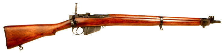 WWII British Lee Enfield No4 MKI .410 Bolt Action Rifle