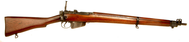 WWII Lee Enfield No4 MKI* .410 Bolt Action Shotgun