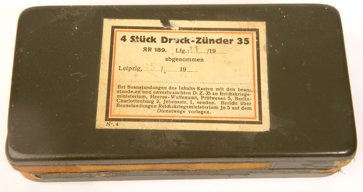 2000 s10 fuse box glove box an original wwii german drunk zunder 35 fuse box - militaria #14
