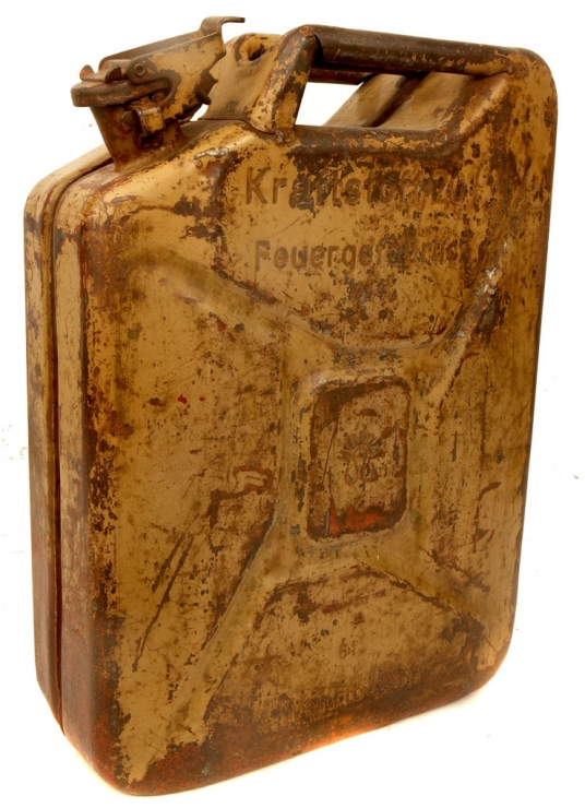 WWII Nazi Jerry Can
