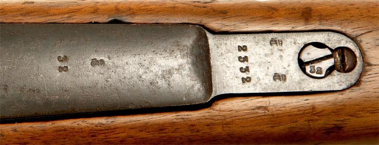 Deactivated RARE WWI German Kar98 AZ - Axis Deactivated Guns