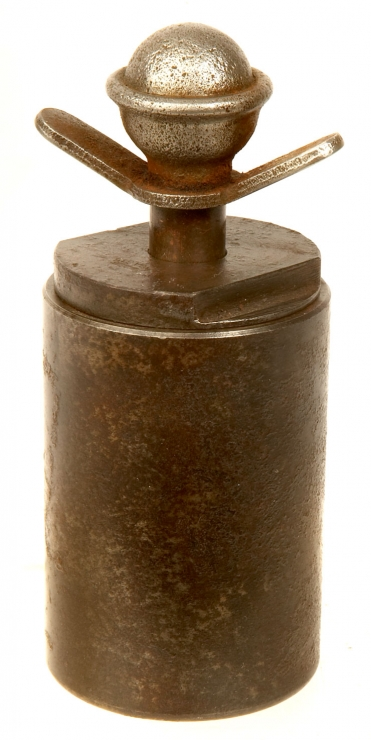 RARE Inert WWII German Last Ditch Hand Grenade